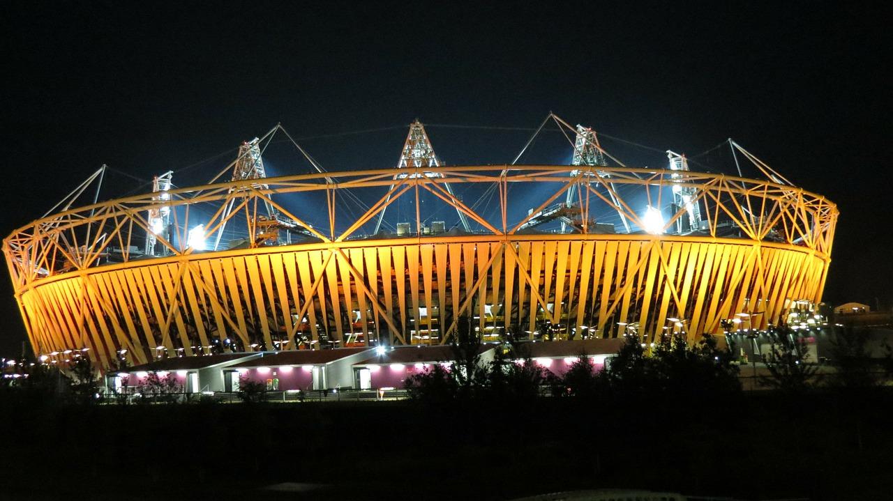 Logo delle ultime Olimpiadi: Londra 2012