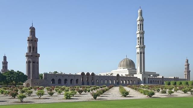 oman mascate moschea