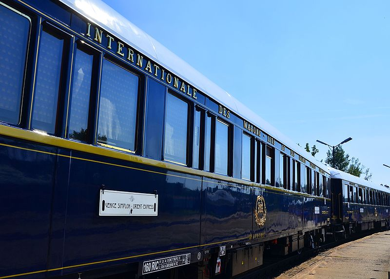 Venice-Simplon Orient Express (Europa)