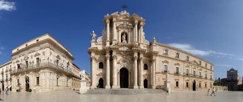 Duomo di Siracusa ad Ortigia