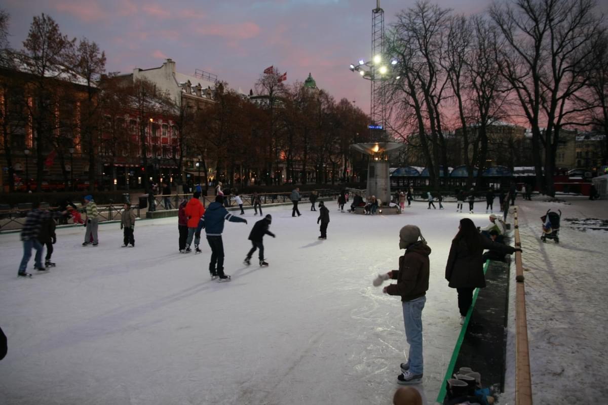 oslo inverno