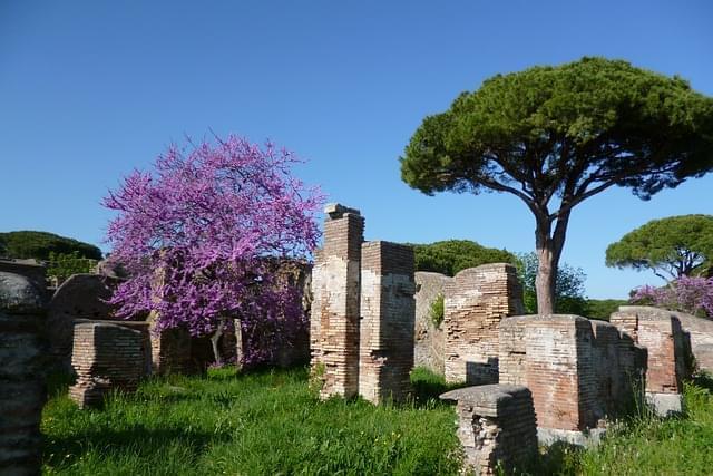 ostia antica italia rovine storia 1