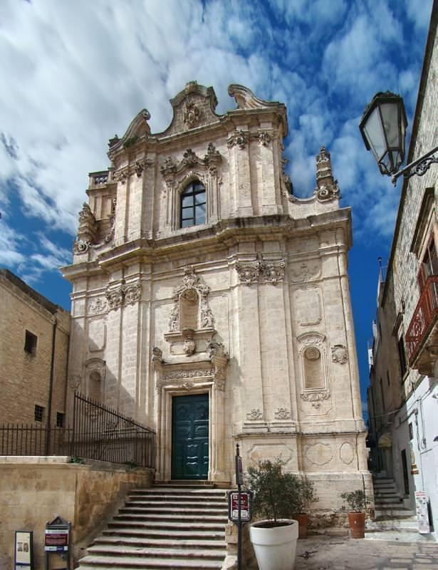 Chiesa Barocca Ostuni