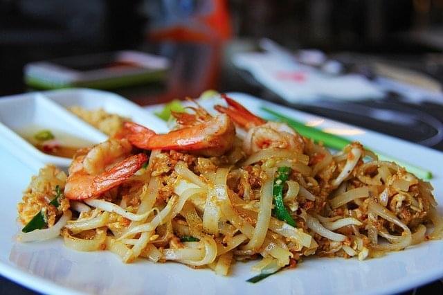 pad thai fame tagliatelle delizioso