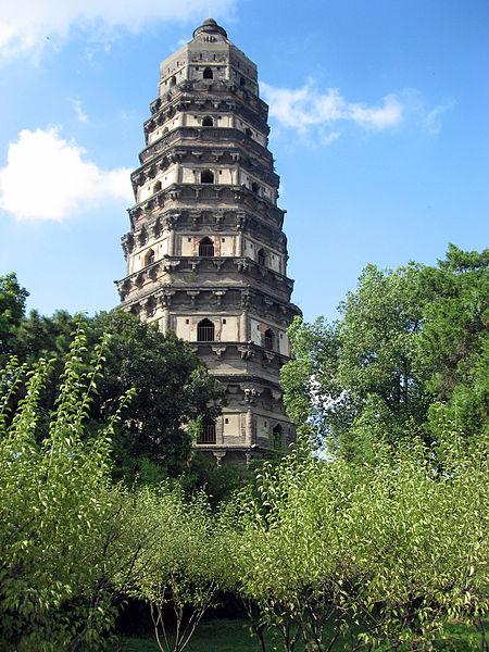 01 yunyan pagoda cina