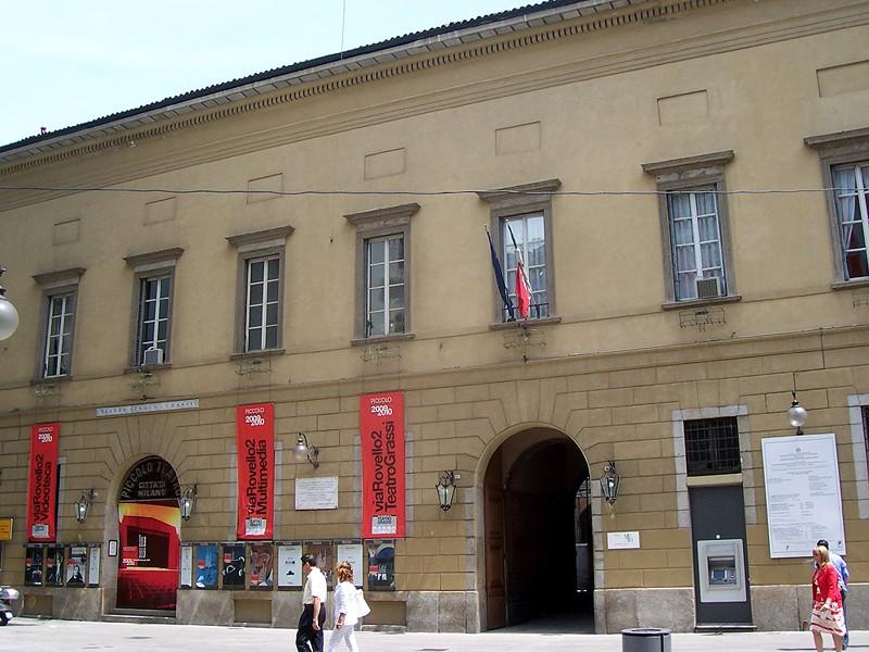 Palazzo Carmagnola, Milano