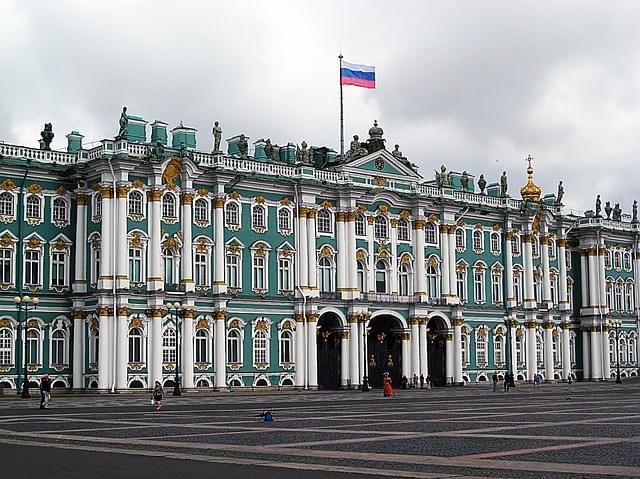 palazzo d inverno hermitage