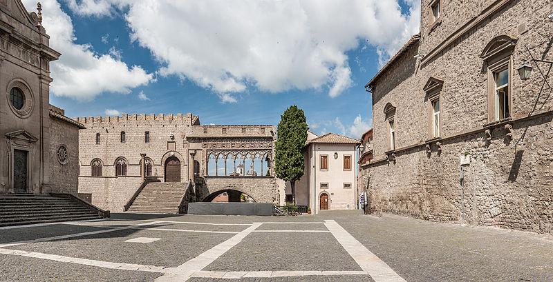 palazzo dei papi viterbo