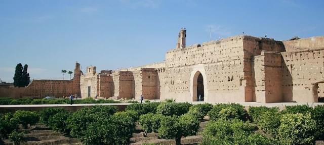 palazzo el badi marrakech