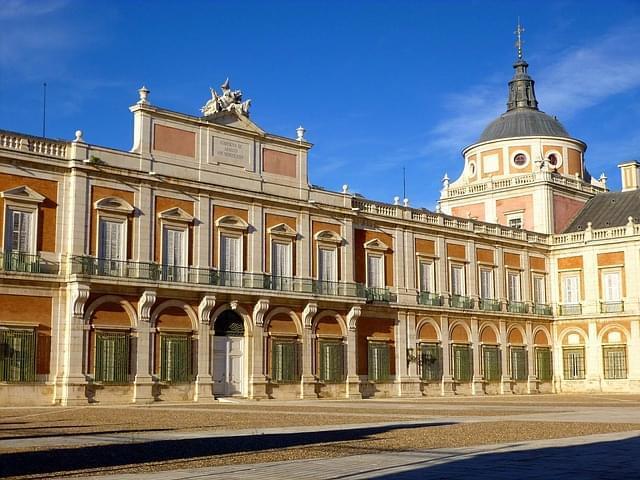 palazzo reale di aranjuez