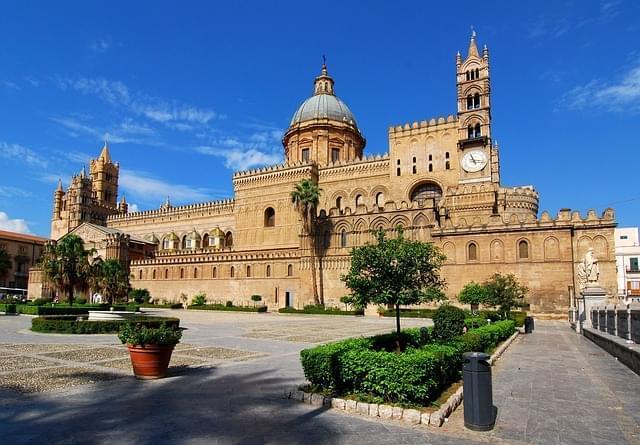 palermo sicilia monumento palermo 1