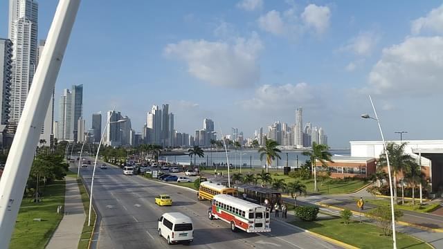 panama city panorama