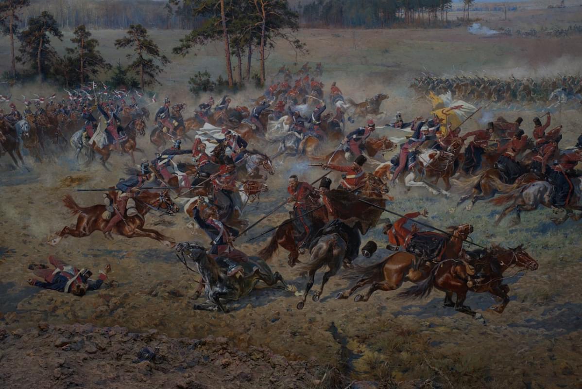 Panorama della Battaglia di Racławice