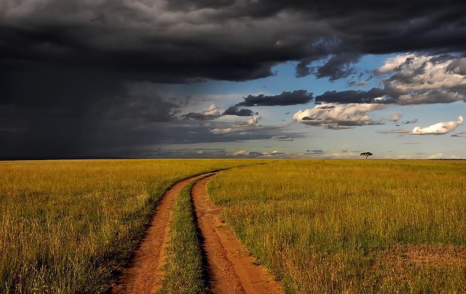 panorama kenya africa
