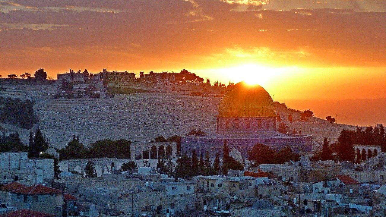 Gerusalemme città antica