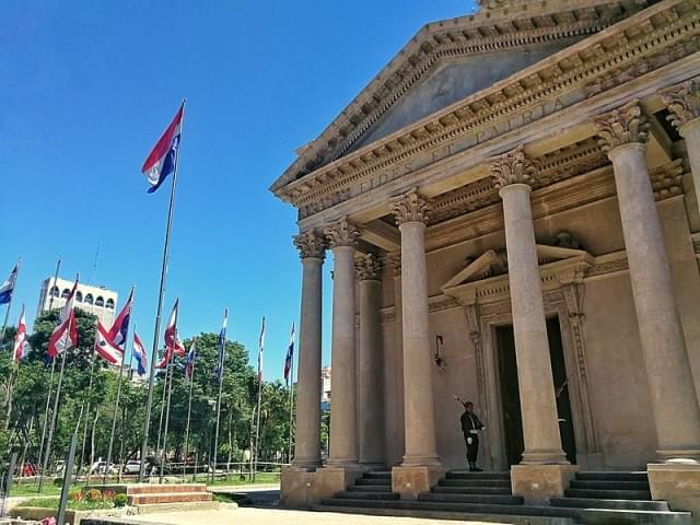 panteon nacional de los heroes paraguay