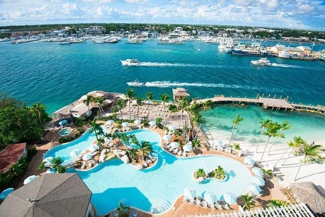 paradise island bahamas