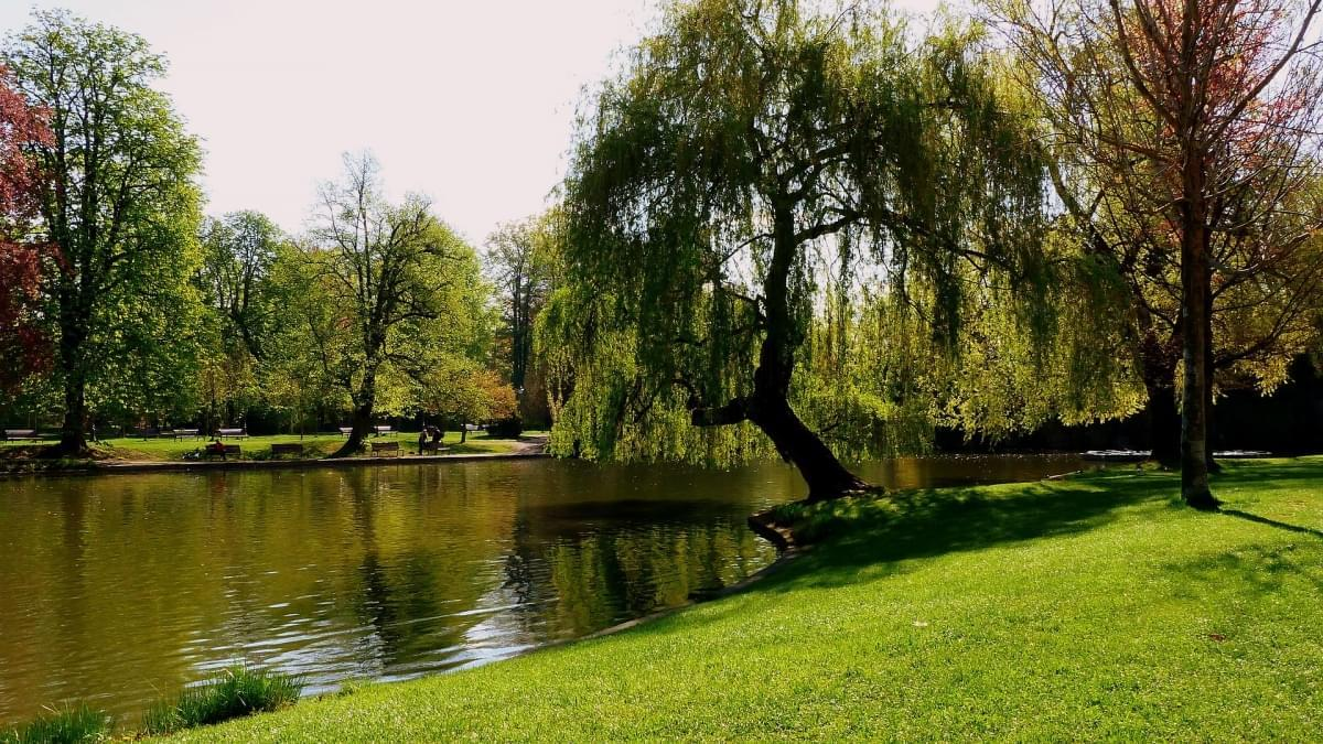 parc de l orangerie strasburgo