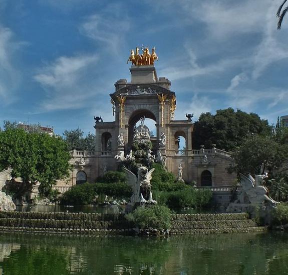 Parco-de-la-Ciutadella-Barcellona