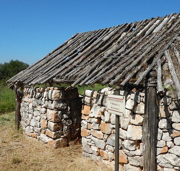 ostuni parco archeologico agnano