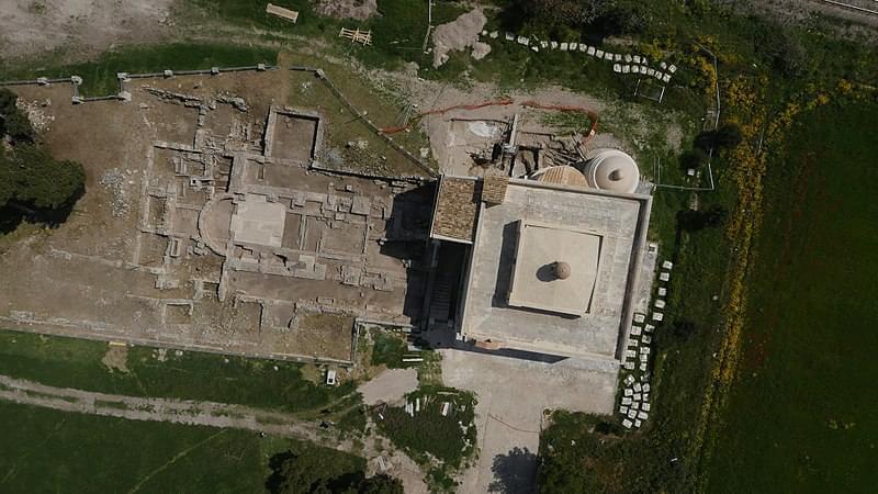 parco archeologico siponto