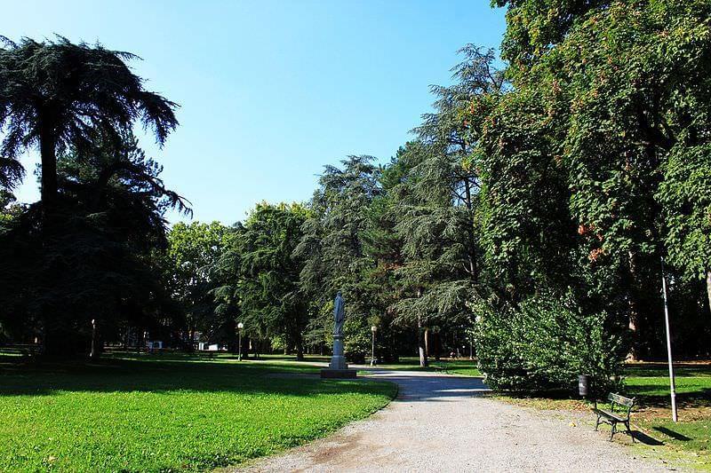 parco del popolo reggio emilia