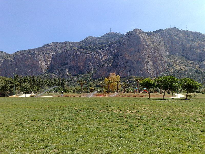 Favorita parco