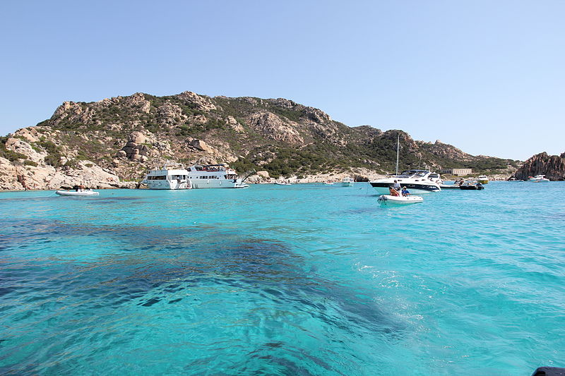Parco Nazionale dell'Arcipelago della Maddalena, Sardegna