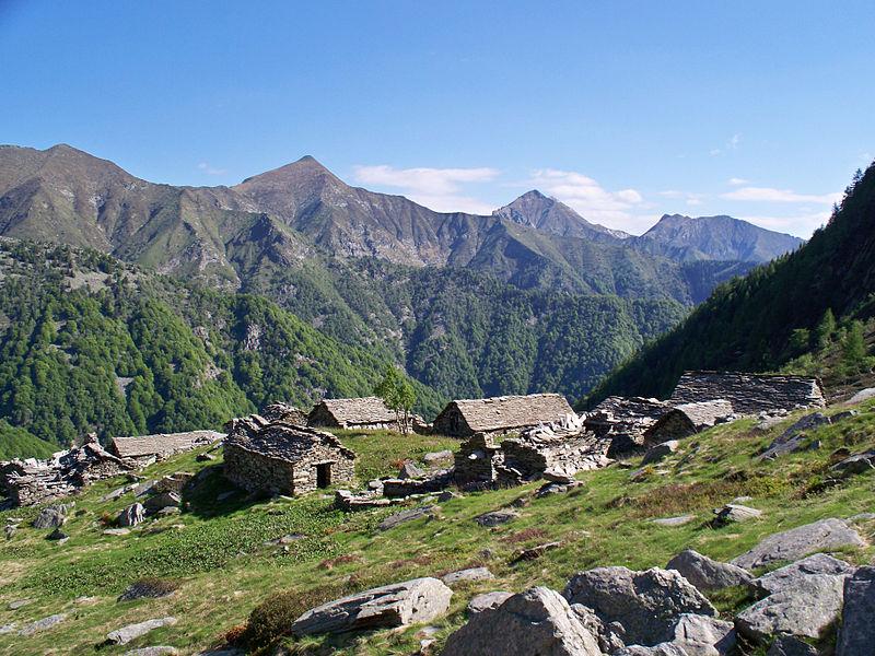 Parco Nazionale della Val Grande, Piemonte