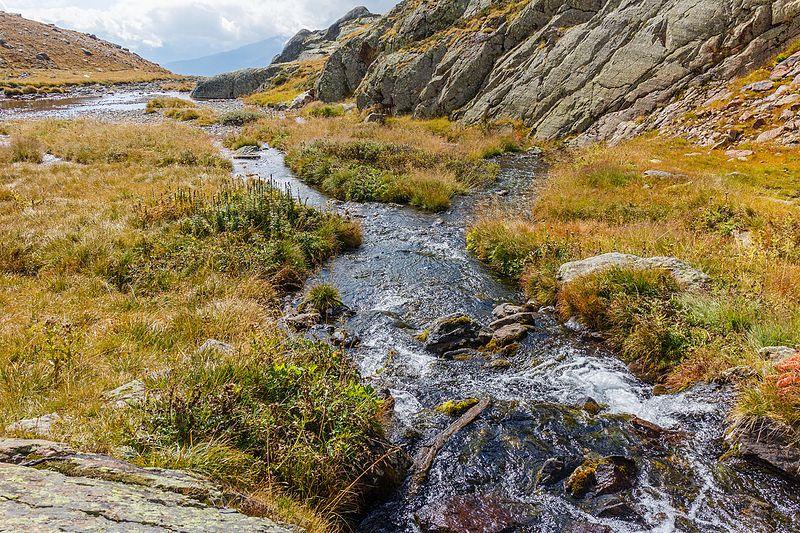 Parco Nazionale dello Stelvio, Italia