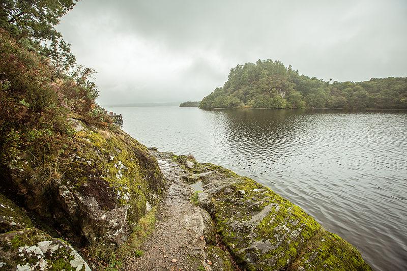 Parco Nazionale di Loch Lomond e The Trossachs, Scozia