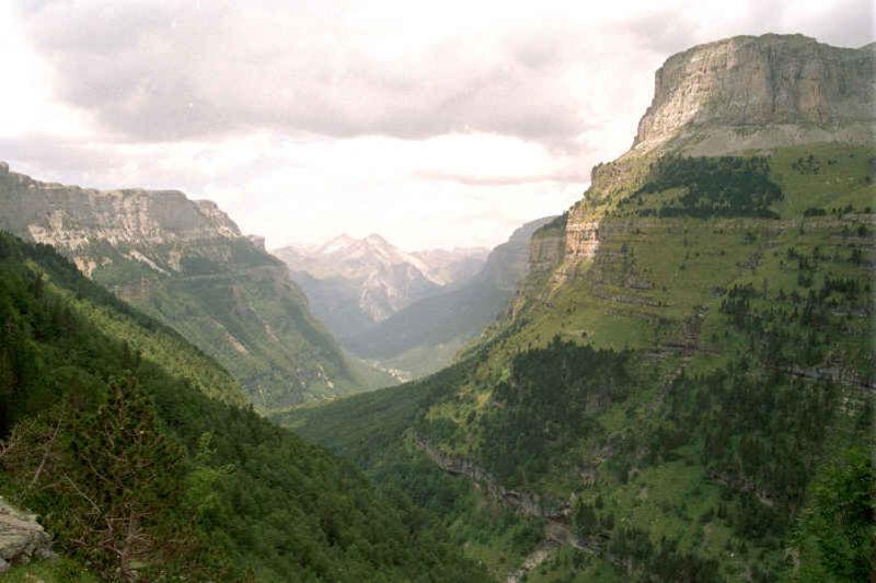 Parco Nazionale di Ordesa e del Monte Perdido, Spagna