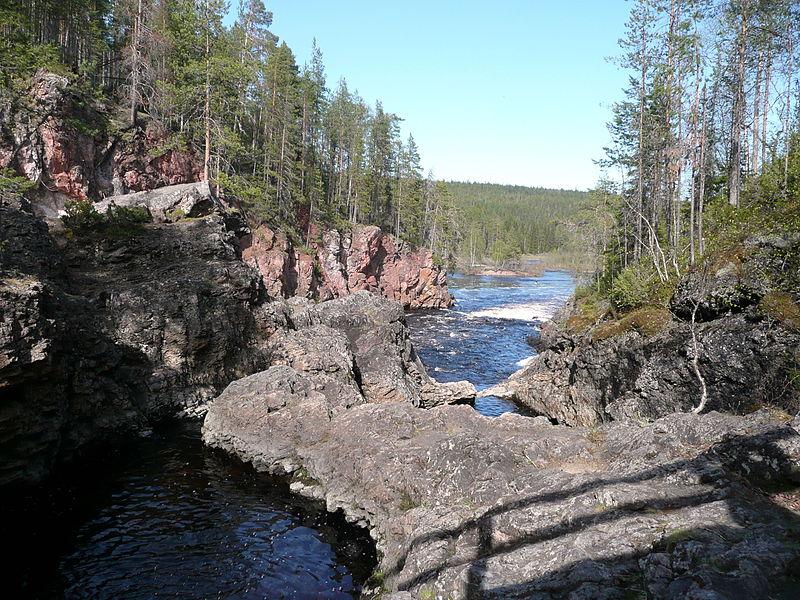 Parco Nazionale di Oulanka, Finlandia