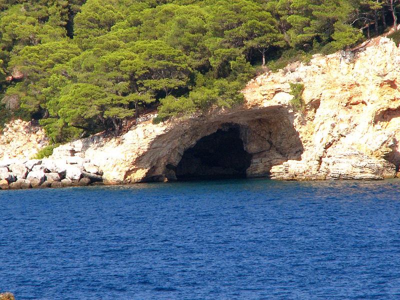 Parco Nazionale marino di Alonnisos, Grecia