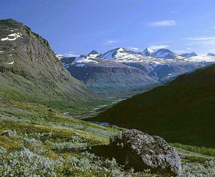 Parco Nazionale Sarek, Svezia