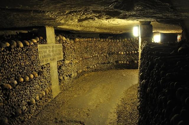 parigi catacombe cimitero 1