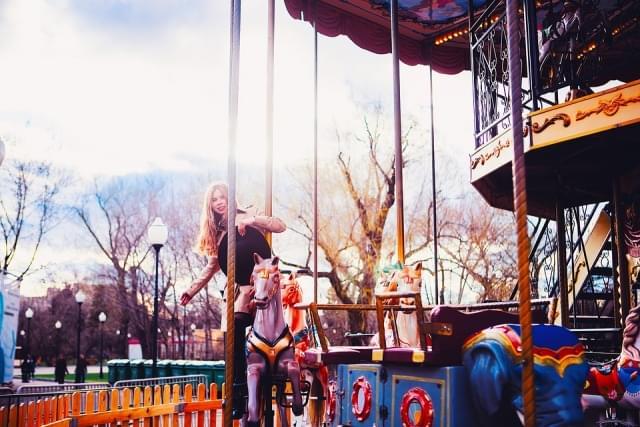 attrazione Gorky Park