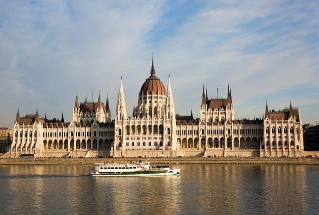 parlamento di budapest 1