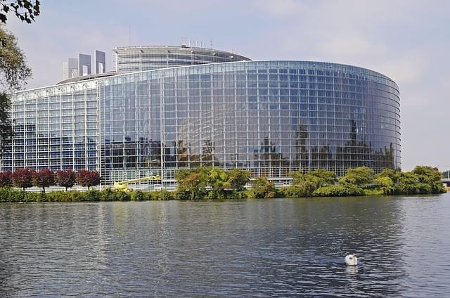 parlamento europeo di strasburgo francia