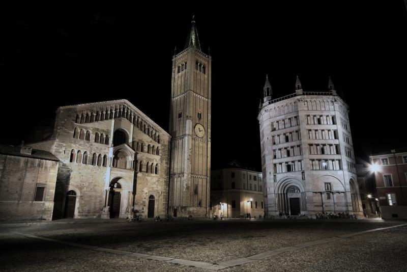I monumenti di Parma