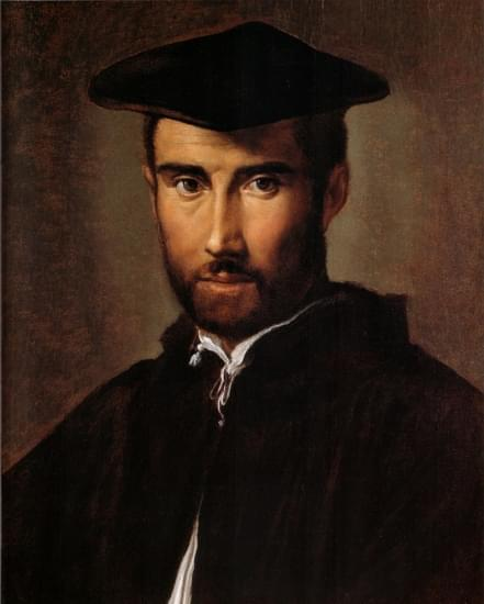 parmigianino ritratto di uomo
