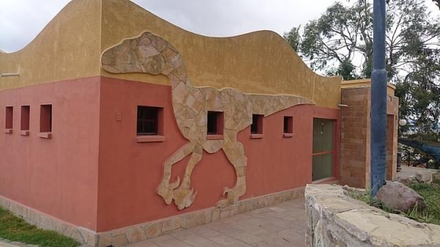 parque cretacico sucre bolivia