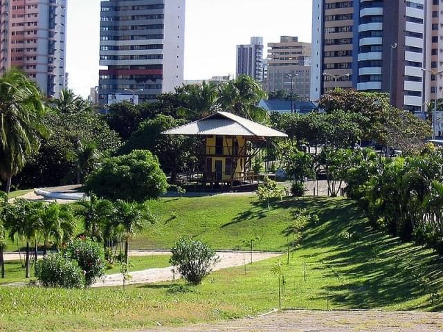 parque do coco em fortaleza