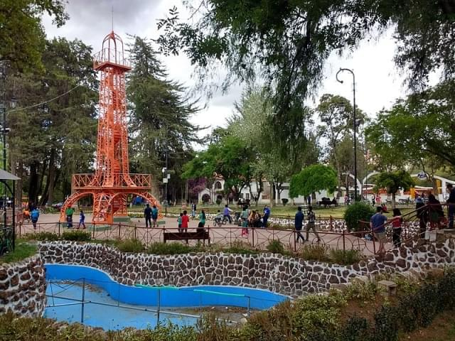 parque simon bolivar sucre