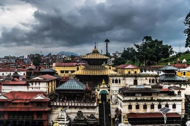 pashupatinath tempio katmandu