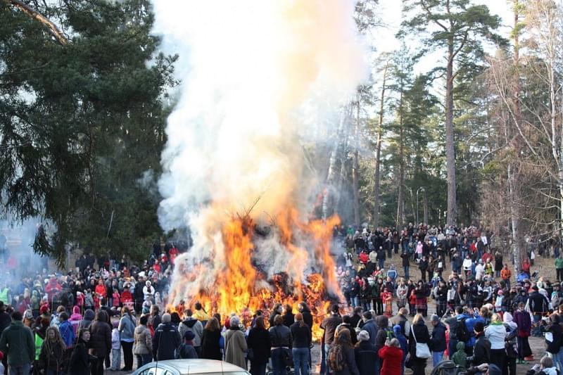 Pasqua in finlandia