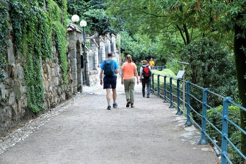 passeggiata tappeiner merano