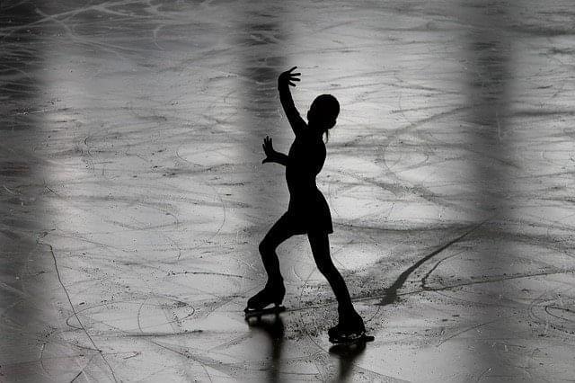 pattinaggio ghiaccio gala san silvestro