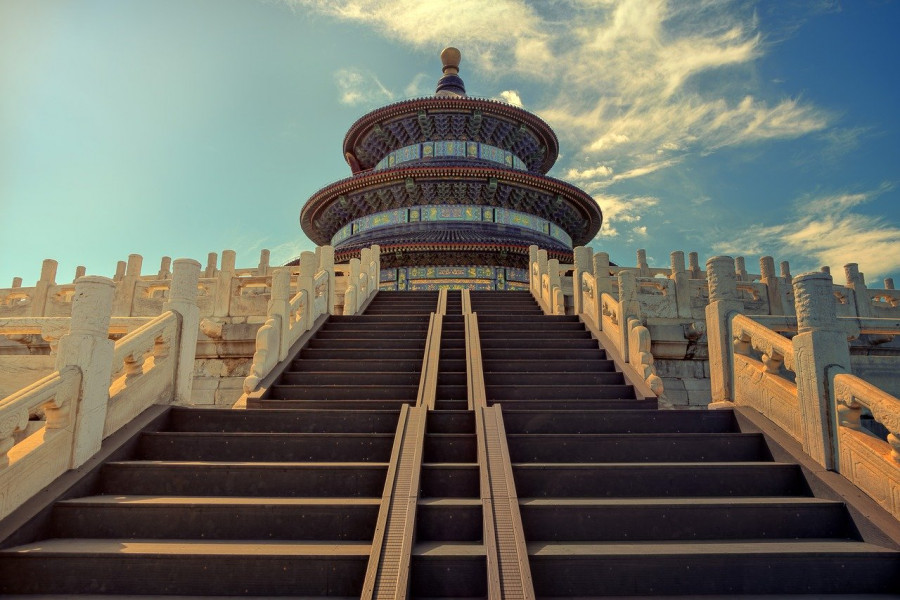Tempio del Cielo a Pechino
