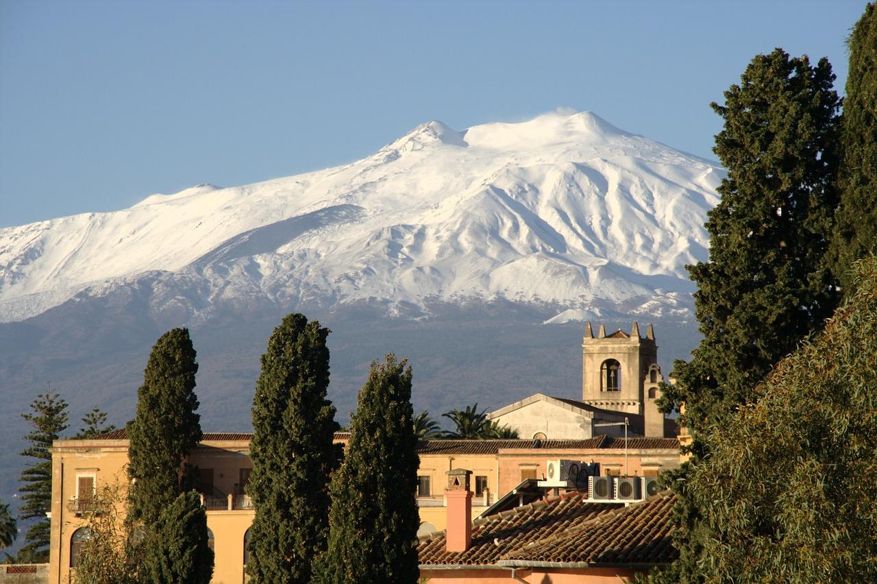 Pendici dell'Etna, Sicilia